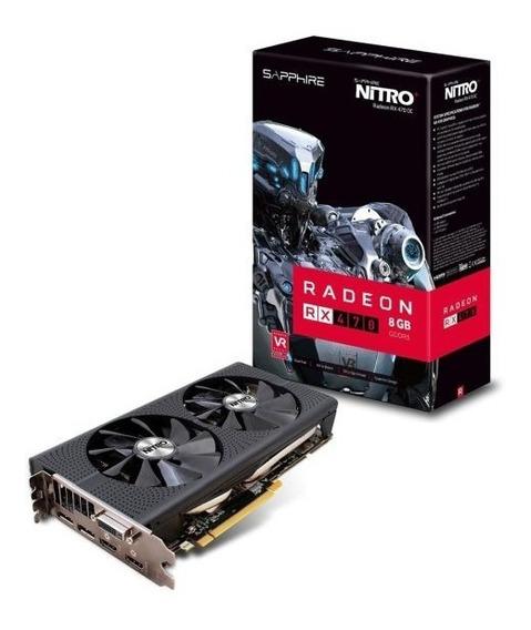 Placa De Video Rx 470 8gb Nitro