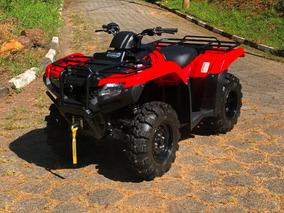 Quadriciclo Honda Fourtrax 420 4x4 ( Com Guincho )
