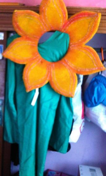 Braga Disfraz De Florecita