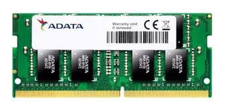 Memoria Ram 8gb Adata Ddr4 Portatil 2666 Mhz Factura Legal
