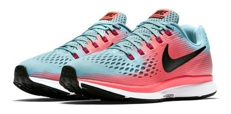 Zapatillas Nike Air Zoom Pegasus 34 Talle 6 Usa