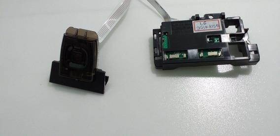 Botão E Módulo Wi-fi Tv Lg 32lk615bpsb