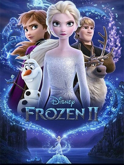 Frozen 2 Película Digital 1080p_hd