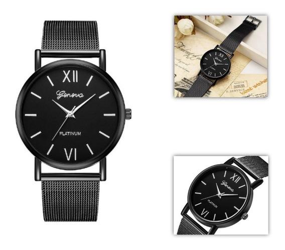 Reloj Para Hombre Casual Y Moderno Ajustable Caballero 2019