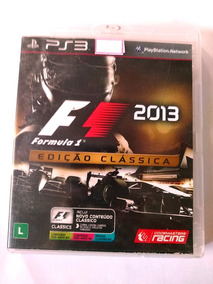 Playstation 3 - Formula 1 2013 - Original Americano