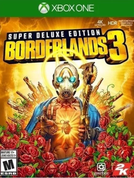 Borderlands 3 Xbox One Midia Digital! +1 Brinde