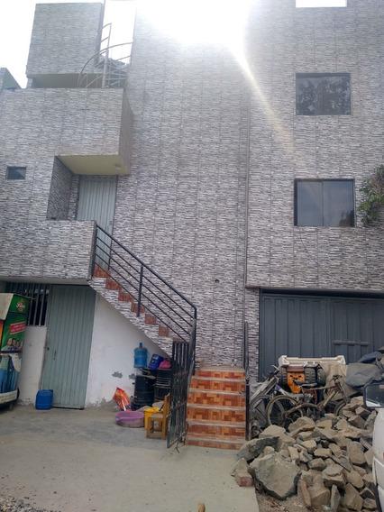 Vendo Casa De 4 Pisos Frente A Las Tres Ruedas Puente Piedra