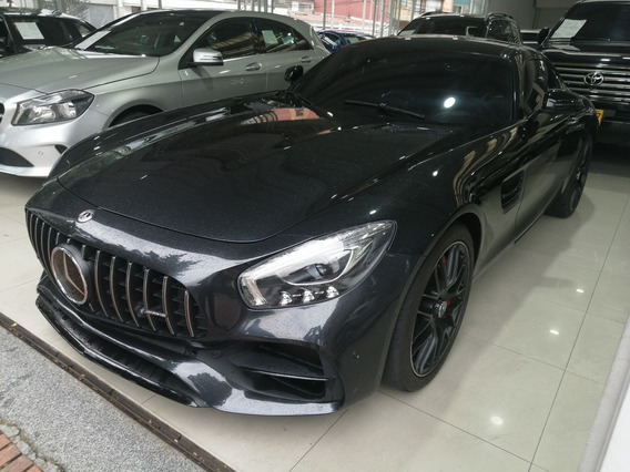 Mercedes Benz Gt-s Amg Biturbo