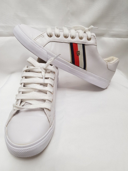 Zapatillas Tommy Hilfiger Mujer Importada Guess Gucci