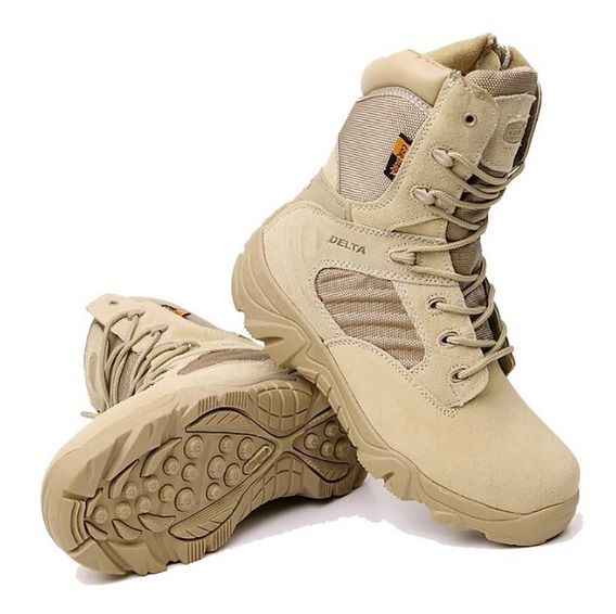 Bota Delta Tactica Militar Caza Airsoft / Hiking Outdoor