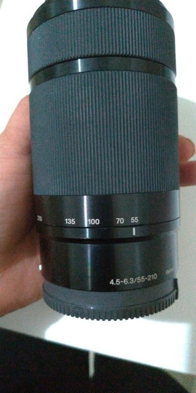 Sony E-mount 55-210 4.5 6.3 (apsc)