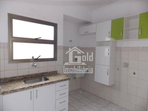 Apartamento Com 1 Dormitório Para Alugar, 45 M² Por R$ 650,00/mês - Parque Industrial Lagoinha - Ribeirão Preto/sp - Ap4352