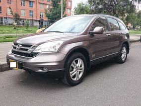Honda Cr-v Ex-l 4x4 Automatica