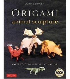 Origami Animal Sculpture: Paper Folding Inspired By Nature-i