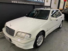 Mercedes Benz - C 180 Classic 1.8 Gasolina Automático