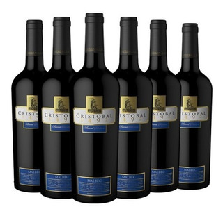 Cristobal Barrel Selection Malbec - Envío Gratis (6x750ml)