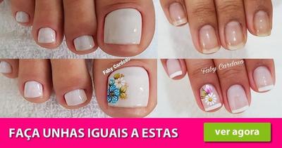 Curso Web De Manicure E Pedicure