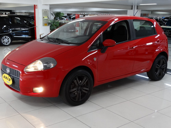 Fiat Punto Attractive Itália 1.4 2012
