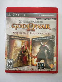 God Of War Collection Ps3 En Español