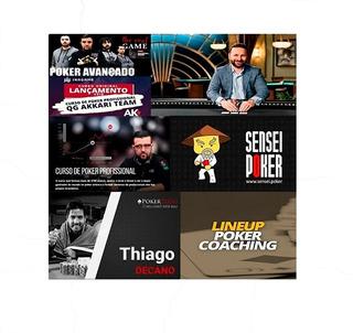 Mega Pacote De Poker 17 Cursos