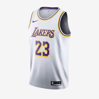 Camiseta Los Angeles Lakers Lebron James Nba