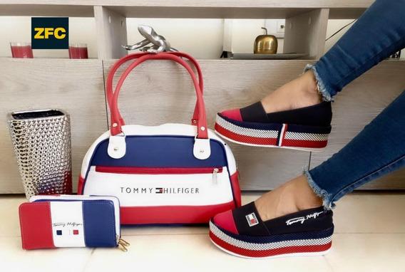 Zapatos Colombianos Trio Zapatos Bolso Y Billetera