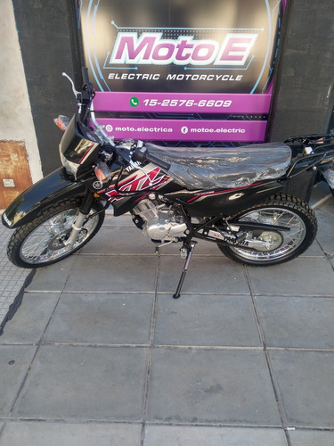 Yamaha 125 Xtz