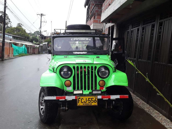 Jeep Willys 1990