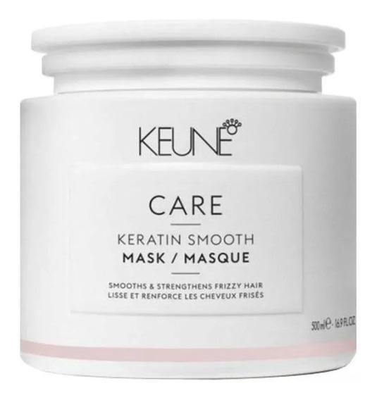 Máscara Keune Care Keratin Smooth 500ml + Brinde