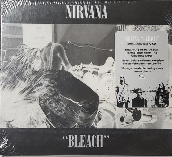 Nirvana - Cd Blech/20th Anniversary/import/lacrado/digipack