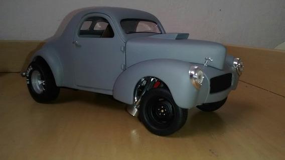 Willys Gasser , Hot Rod Customizado