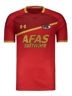 Camisa Under Armour Az Alkmaar Home 2018