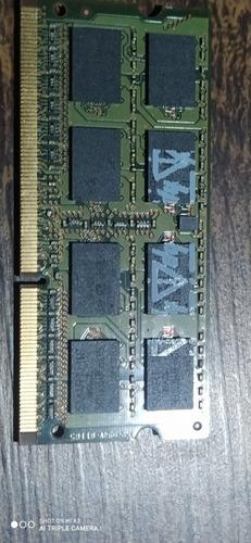 Memoria Ram Notebook 2gb Ddr3 Pc3 10600s 1333mhz Smart 1rx8