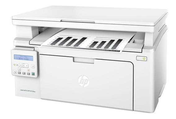 Impressora Hp Laserjet Pro M130nw Copia Scanner Wifi 110v