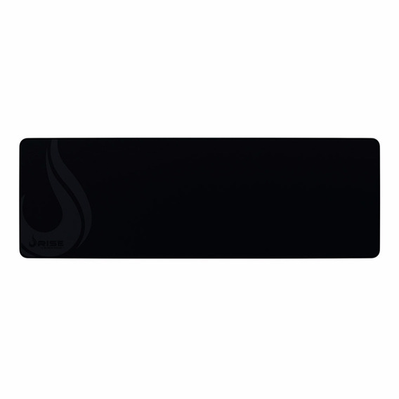 Mousepad Rise Mode Gamer Full Black Costu- E - Rg-mp-06-fbk
