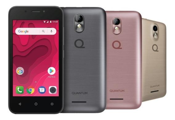 Celular Libre Quantum Mini Quadcore 8gb 512mb Ram Android Go