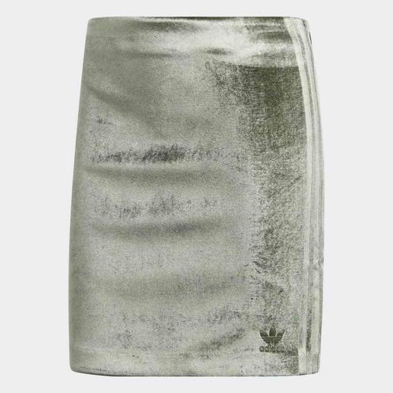 Falda adidas Originals Dh4549 Skirt Green