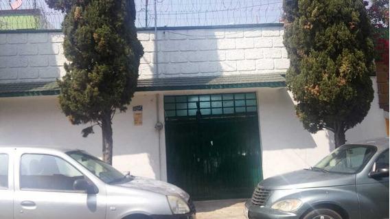 Casa Sola En Venta, Cerca Al Estadio Azteca