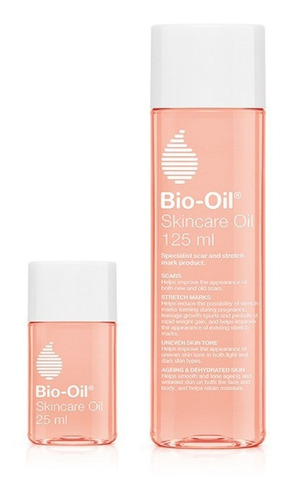Bio-oil Aceite Corporal 125ml + Bio-oil 25ml (pack)