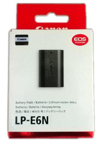 Bateria Canon Lp-e6n Original Para 70d 60d 5d 6d 7d Com Nfe