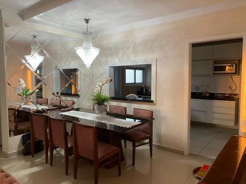 Imagem 1 de 4 de Apartamento - Ap00076 - 69474822