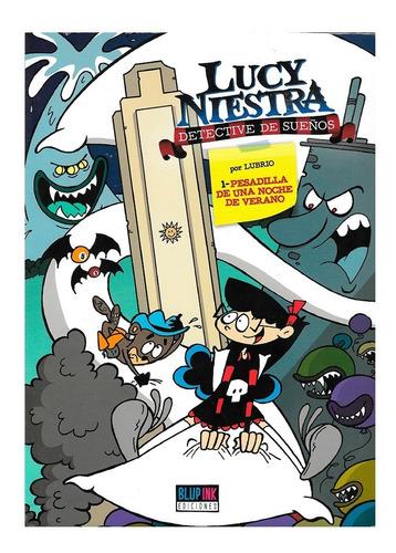Lucy Niestra Detective De Sueños Vol. 1 - Editorial Blupink