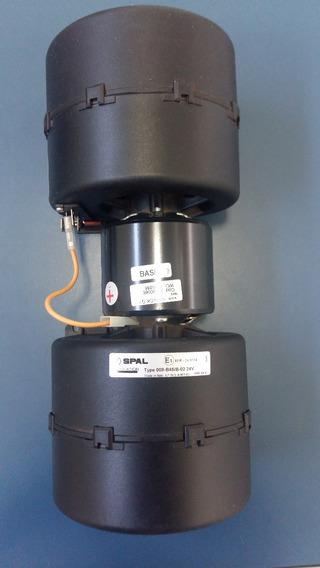 Eletroventilador Interno 24v Duplo