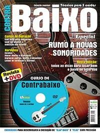 Método Contra Baixo Terceira Edição Dvd + Revista