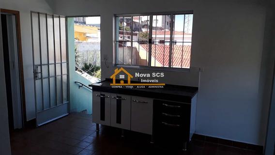 Casa1 Dorm. Grande,cozinha, Nova Gerty, Scsul, Cod: 456 - A456