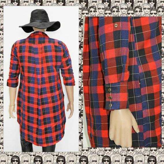 Camisas Viyela Cuadrille.talles Especiales,hast El 60.