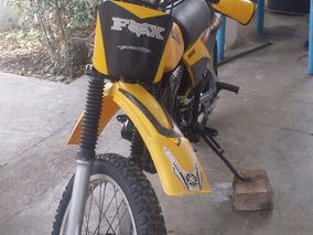 Yamaha Yz 125cc Con Motor Enduro