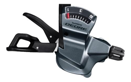 Imagen 1 de 1 de Shifter Derecho Shimano Deore T6000 C/ Abrazadera 10v Ciclos
