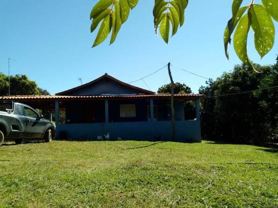 Sitio Em Serranos No Sul De Minas Com 45.300 M2, Uma Casa Nova Com Dois Quartos,curral , Muita Água. - 256