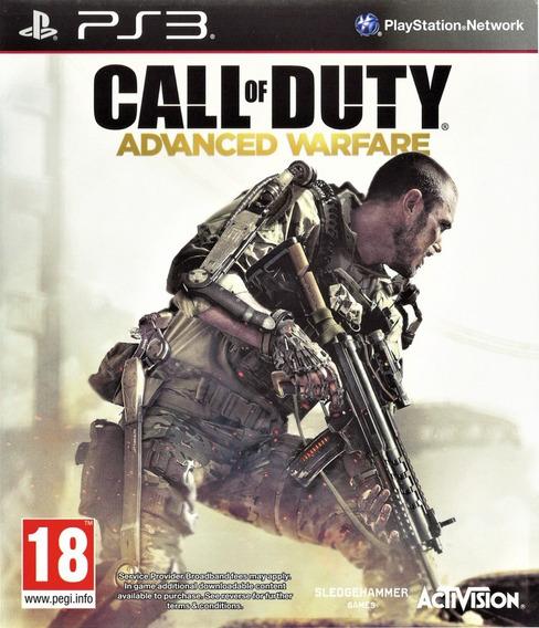 Call Of Duty Advanced Warfare Dublado Português Br